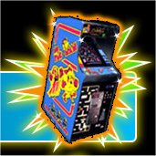 Namco&#039;s Ms. Pac-Man/Galaga Anniversary Arcade Machine